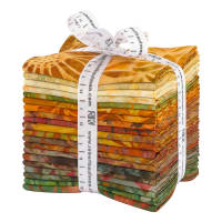 Kaufman Artisan Batiks: Cornucopia 20 Pc Fat Quarters Multi