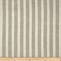 Schumacher Hillsborough 100% Linen Stripe