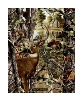 "Realtree Deer and Turket 36"" Panel"