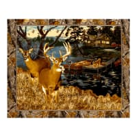 "Realtree Lakeside Sunset 36"" Panel Multi"