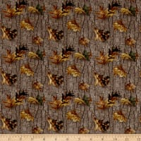 Realtree Falling Leaves Allover Multi