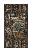 "Realtree Winter 24"" Panel Multi"
