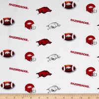 NCAA University Of Arkansas Razorbacks
