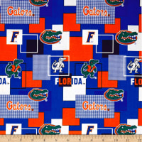 NCAA University of Florida Blocks Allover