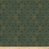 Fabricut Outlet Jagger Teal Lime