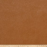 Fabricut Saratoga Faux Leather Amber