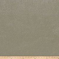 Fabricut Saratoga Faux Leather Pebble
