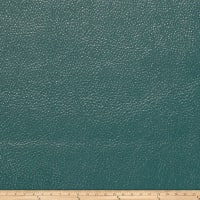 Fabricut Saratoga Faux Leather Teal