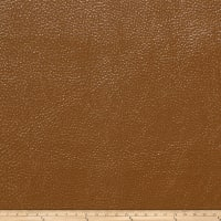 Fabricut Saratoga Faux Leather Nutmeg