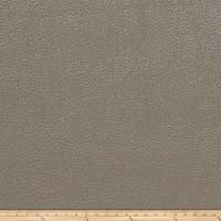 Fabricut Saratoga Faux Leather Sepia