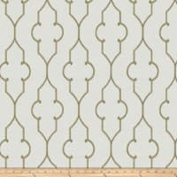 Fabricut Sev Lattice Taupe