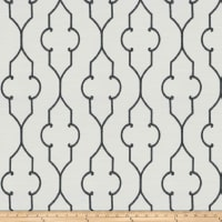 Fabricut Sev Lattice Navy