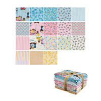 Penny Rose Petite Treat Fat Quarter Bundle 18 Pcs Multi