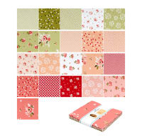 "Riley Blake Summer Blush 5"" Stackers 42 Pcs Multi"
