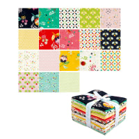 Riley Blake Jubilee Fat Quarter Bundle 18 Pcs Multi