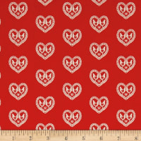 STOF France Mini Alette Rouge