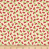 STOF France Mini Cerisette Red