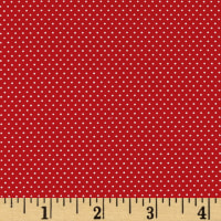 Pin Dots Red