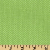 Pin Dots Baby Lime