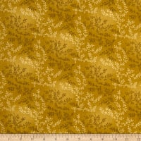 "108"" Wide Back Tonal Vineyard Mustard"