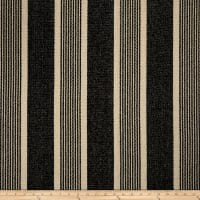 Stof France Arbois Basketweave Noir