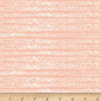 Art Gallery Gathered Bristling Balmy Jersey Knit Peach