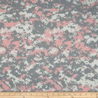 Urban Camouflage Grey/Pink/White