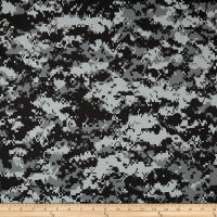 Urban Camouflage Grey/Black