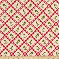"108"" Wide Traditional Quilts Roses Multi/Cream"