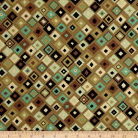 Navajo Earth Tones Brown