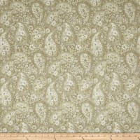 "108"" Wide Back Paisley Tan"