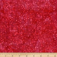 Island Batik Alpine Jingle Pomegranate