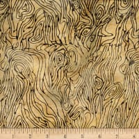Island Batik City Culture 2 Wheat