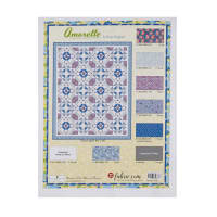 "Wilmington Amorette Kit - Throw Quilt - 54"" x 66"""