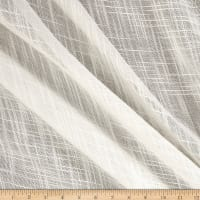 "Faux Sheer Linen 110"" Light Ivory"