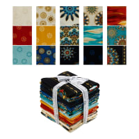 Kaufman Terracina Fat Quarter Bundle Jewel