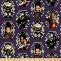 Springs Creative Wakanda Warriors Multi