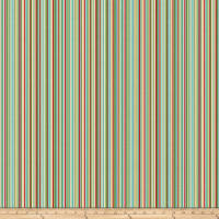 Spruce Mountain Stripe Cream