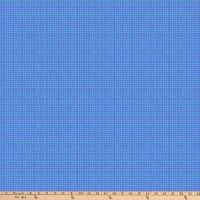 Northcott Alphabet Soup Grid Lines Blue