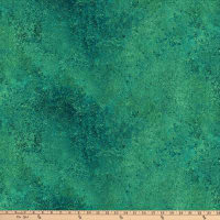 Stonehenge Sun Valley Abstract Teal