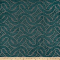 Artistry Patago Chenille Jacquard Teal