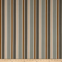 Terrasol Indoor/Outdoor Julienne Stripe Stone
