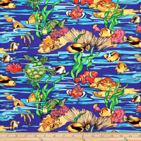 Trans-Pacific Textiles Hanauma Bay Royal