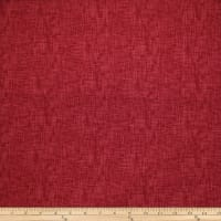 Trans-Pacific Textiles Crosshatch Blenders Burgundy