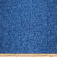 Trans-Pacific Textiles Crosshatch Blenders Navy