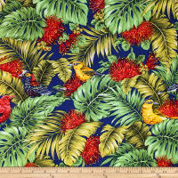 Trans-Pacific Textiles Endangered Species Navy