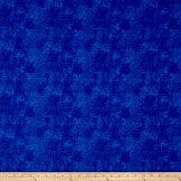 Qt Fabrics Basics Quilting Temptations Curly Cue Blender Midnight Blue