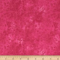 QT Fabrics Basics Quilting Temptations Curly Cue Blender Azalea
