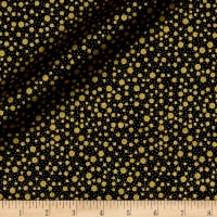 Qt Fabrics Basics Metals Dots Blender Metallic White/Silver