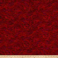 QT Fabrics Basics Ombre Scroll Ombre Blender Ruby